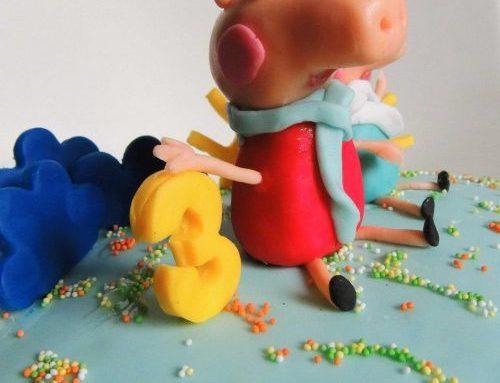 Torte Peppa Pig!