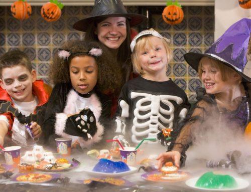Halloween: come organizzare una festa per bambini