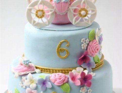 Le magiche torte di Cenerentola
