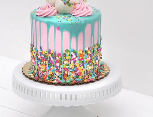 Come preparare una Drip Cake