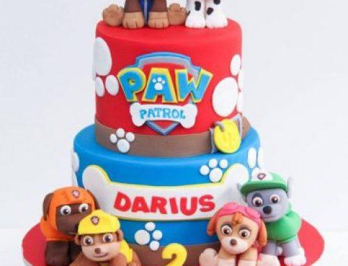 Le più belle torte Paw Patrol