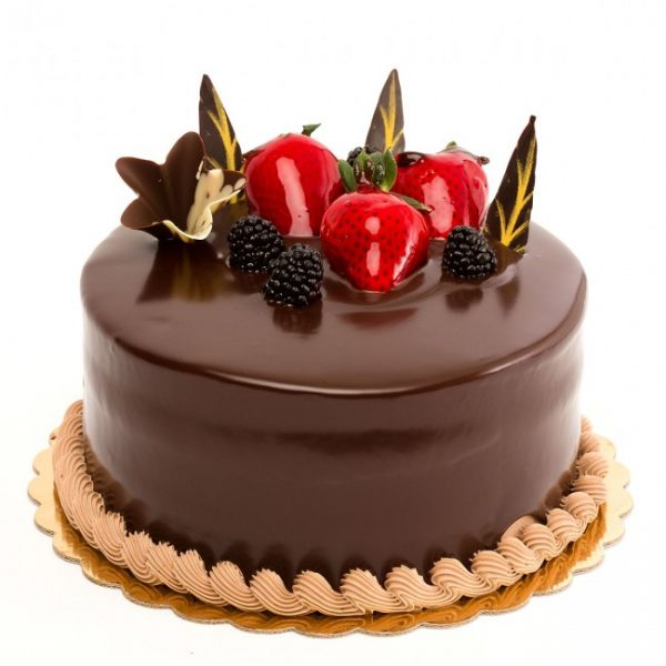 Ricetta Torta Al Cioccolato Glassata.Glassa Per Torte Scopri Come Fare La Glassa Con Le Ricette Di Bakershop